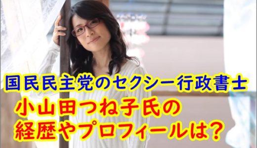 小山田つね子の経歴や結婚歴を調査!ミニスカ行政書士で過激な画像も?