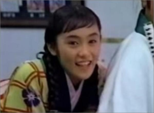 比較画像、山口紗弥加の若い頃