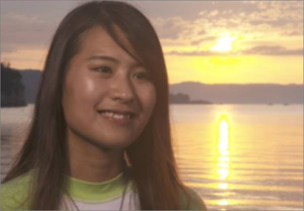 【ボンビーガール】森田茜のwiki経歴!能登島で可愛いドルフィンガイドと話題?