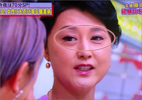 【比較画像】藤原紀香は劣化して老けた?目元のシワが気になると噂!