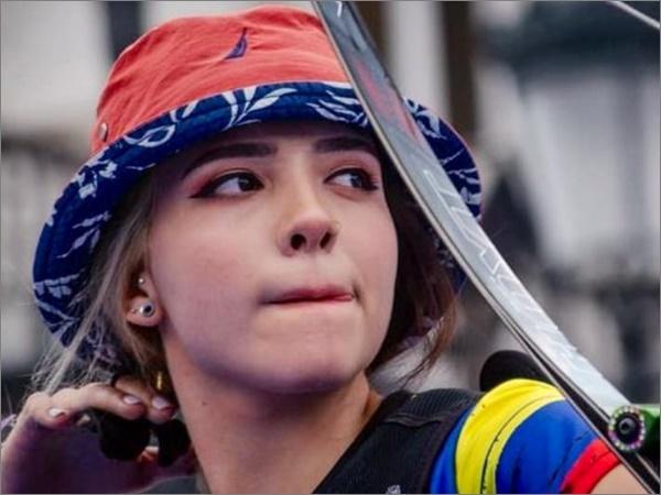【画像30枚】東京オリンピック・アーチェリー美女・コロンビア代表のバレンティナ・アコスタヒラルド選手が可愛い!ハートを射抜かれる人続出!