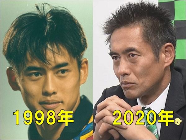 【2021現在】川口能活が老けたと話題に?若い頃のイケメン画像と比較!
